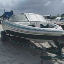 donated boat from Fort Myers, FL
