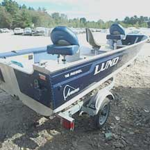 donated boat from West Dennis, MA