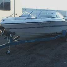 donated boat from Golf, IL