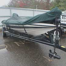 donated boat from Parsippany, NJ