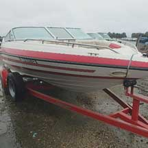 donated boat from Katy, TX