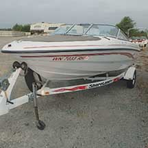 donated boat from Redmond, WA