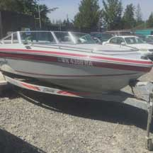 donated boat from Bremerton, WA